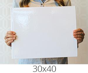30x40см